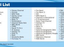 Paket TV Kabel dan Internet Murah