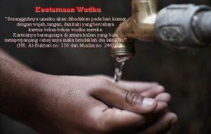 Perbandingan Rukun Wudhu 4 Madzhab